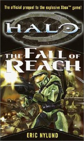 Book cover Halo: The Fall of Reach