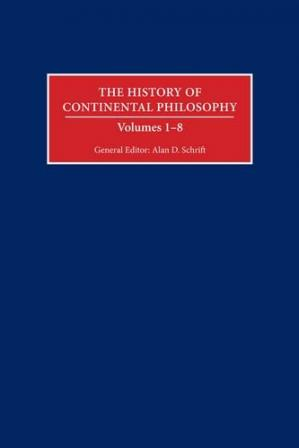 Book cover The History of Continental Philosophy. Volume 1: Kant, Kantianism, and Idealism: The Origins of Continental Philosophy