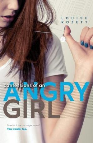 Book cover Confessions of an Angry Girl