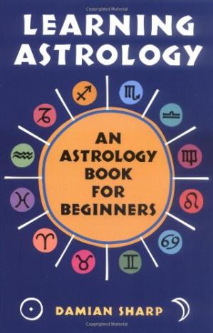 书籍封面 Learning Astrology: An Astrology Book for Beginners