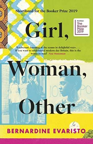 Book cover Girl, Woman, Other