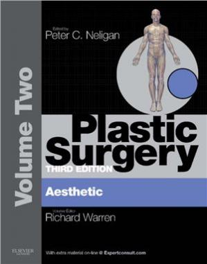 Book cover Plastic Surgery. Volume 2 Aesthetic. Part 1