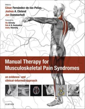 Book cover Manual therapy for musculoskeletal pain syndromes