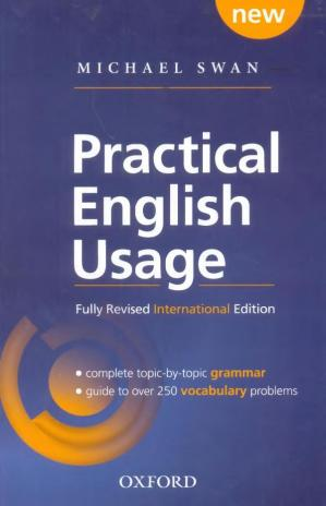 Book cover Practical English Usage