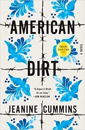 Book cover American Dirt