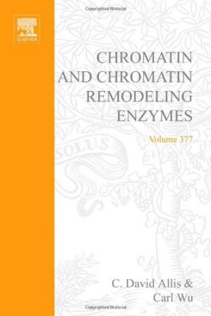 غلاف الكتاب Chromatin and Chromatin Remodeling Enzymes Part C