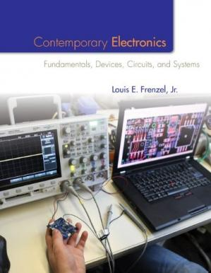 पुस्तक कवर Contemporary Electronics: Fundamentals, Devices, Circuits, and Systems