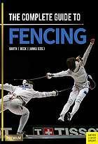 Book cover The complete guide to fencing