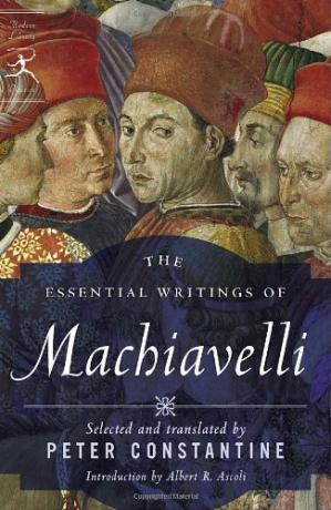 Couverture du livre The Essential Writings of Machiavelli (Modern Library Classics)