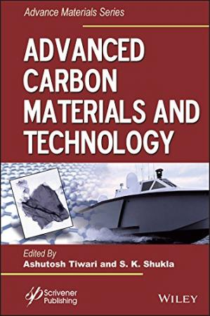 Book cover Advanced Carbon Materials and Technology