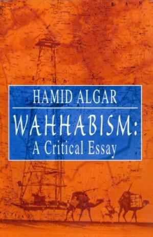 Book cover Wahhabism - A Critical Essay