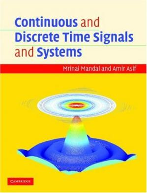 Okładka książki Continuous and discrete time signals and systems