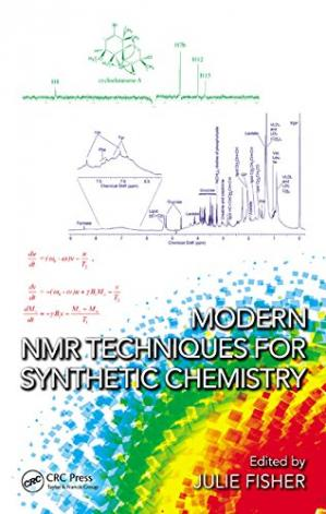 Book cover Modern NMR Techniques for Synthetic Chemistry