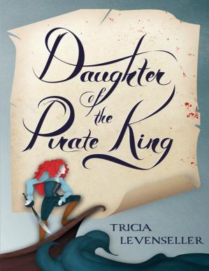 Book cover Daughter of the Pirate King