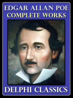 Εξώφυλλο βιβλίου Complete Works of Edgar Allan Poe (Illustrated)