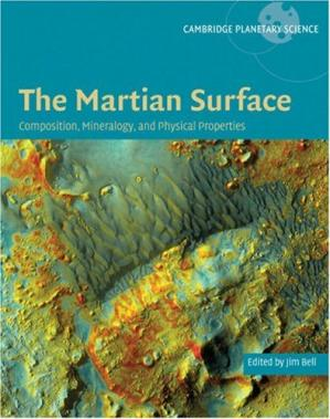 Portada del libro Martian Surface: Composition, Mineralogy and Physical Properties