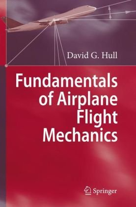 A capa do livro Fundamentals of airplane flight mechanics