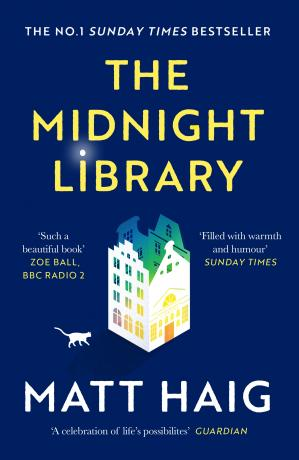 Book cover The Midnight Library