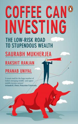 Book cover  Coffee Can Investing: The Low Risk Road to Stupendous Wealth