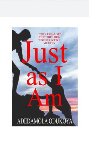 Book cover Just as I am