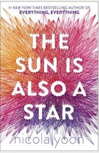 Book cover The Sun Is Also a Star