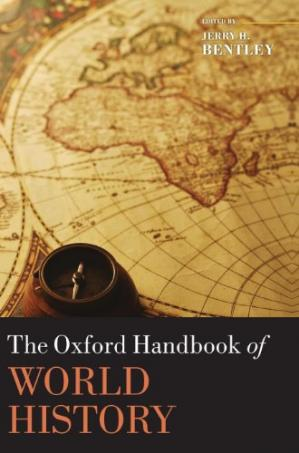 Book cover The Oxford Handbook of World History