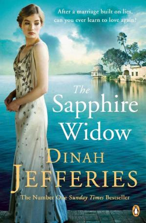 Book cover The Sapphire Widow