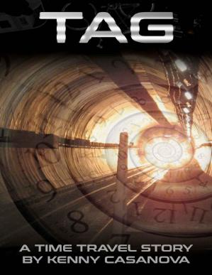 Book cover TAG: A Time Travel Story