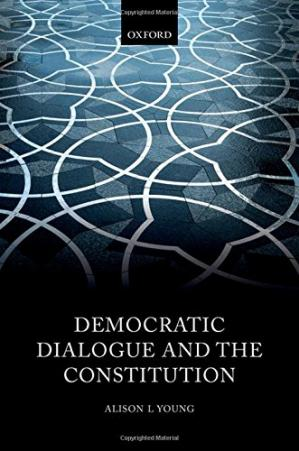 Обложка книги Democratic dialogue and the constitution
