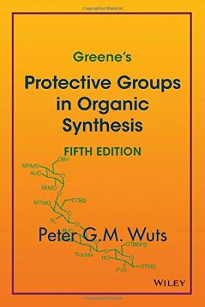 Copertina Greene's Protective Groups in Organic Synthesis