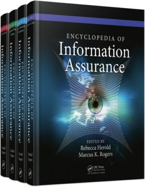 Book cover Encyclopedia of Information Assurance (four volumes in 1)