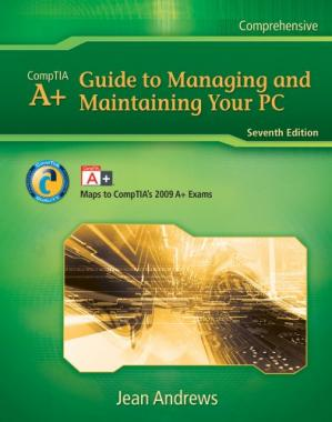 Couverture du livre A+ Guide to Managing & Maintaining Your PC
