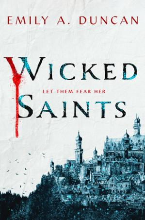 Book cover Wicked Saints