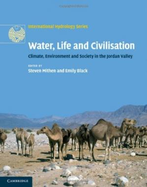 Book cover Water, Life and Civilisation: Climate, Environment and Society in the Jordan Valley