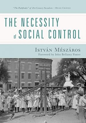 Book cover The Necessity of Social Control