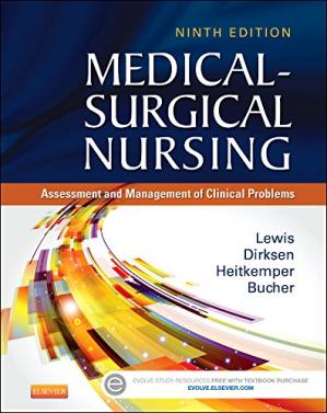 Portada del libro Medical-Surgical Nursing: Assessment and Management of Clinical Problems