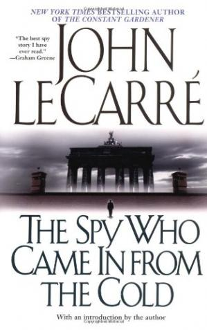 Обложка книги The Spy Who Came In from the Cold
