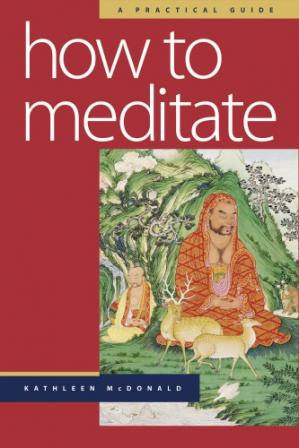 Book cover How to Meditate: A Practical Guide