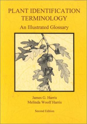 Book cover Plant Identification Terminology: An Illustrated Glossary