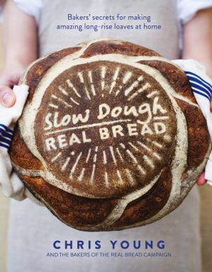 Book cover Slow dough: real bread : bakers' secrets for making amazing long-rise loaves at home