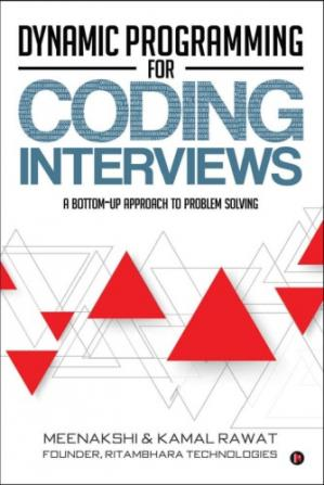 पुस्तक कवर Dynamic Programming for Coding Interviews: A Bottom-Up Approach to Problem Solving