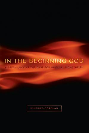 Book cover In the Beginning God · A Fresh Look at the Case for Original Monotheism