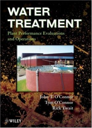 Book cover Water treatment plant performance evaluations and operations