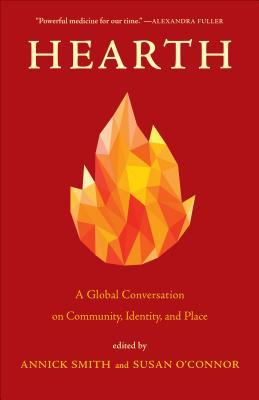 Book cover Hearth: A Global Conversation on Identity, Community, and Place