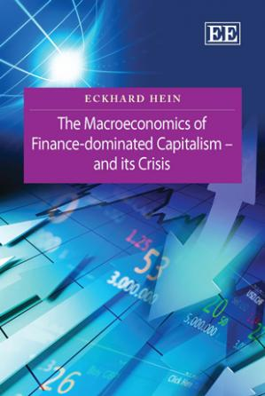 غلاف الكتاب The Macroeconomics of Finance-Dominated Capitalism and its Crisis