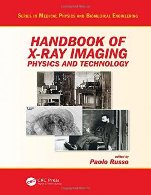 Okładka książki Handbook of X-ray Imaging: Physics and Technology