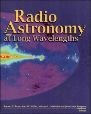 Εξώφυλλο βιβλίου Radio Astronomy at Long Wavelengths