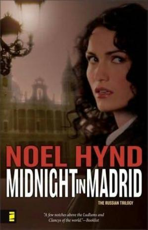 Book cover Midnight In Madrid