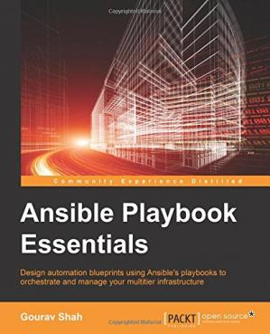 Book cover Ansible Playbook Essentials