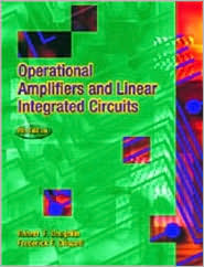 Book cover Operational Amplifiers and Linear Integrated Circuits